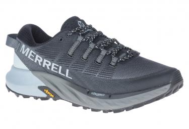 Image of Chaussures de randonnee merrell agility peak 4 noir homme 41