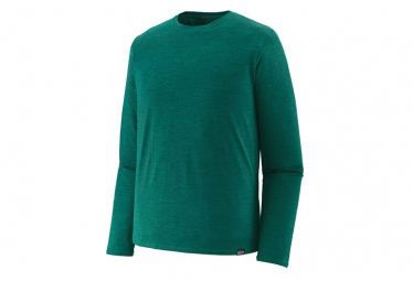 T-Shirt Manches Longues Patagonia Cap Cool Daily Vert Homme
