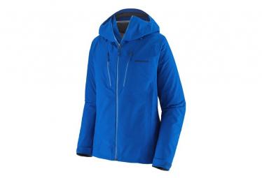 Veste Imperméable Patagonia Triolet Bleu Femme