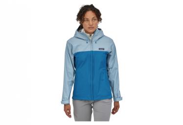 Veste Imperméable Patagonia Torrentshell 3L Bleu Femme
