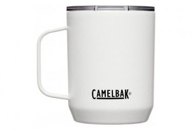 Camelbak Camp Mug Taza Con Aislamiento Termico 350ml Blanco