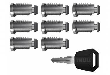 Schlösser Thule One-Key System Pack mit 8 Zylindern und 1 Schlüssel