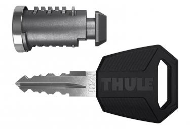 Serrures Thule One-Key System Pack de 8 Barillets et 1 Clé