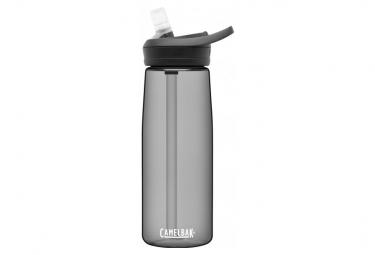 Camelbak Eddy + Botella de agua negra carbón de 750 ml