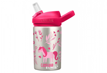 Gourde Enfant Camelbak Eddy+ Kids 400ml Unicorn & Blooms