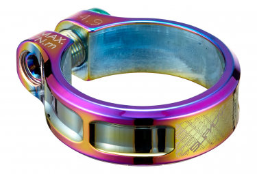 Collier de Selle Supacaz SupaClamp Oil Slick