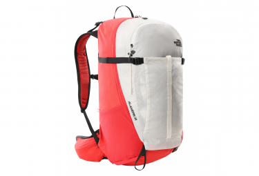 The North Face Basin 36 Backpack Red White Unisex