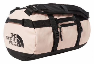 Travel Bag The North Face Base Camp Duffel XS 31l Pink Black Unisex