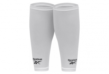 Image of Manchons mollet reebok calf sleeves blanc l