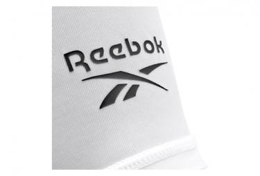 Manchons Mollet Reebok Calf Sleeves Blanc