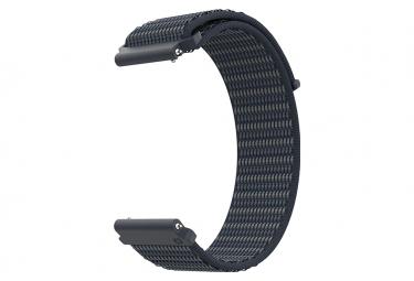 Image of Bracelet nylon coros apex pro apex 46 mm bleu navy