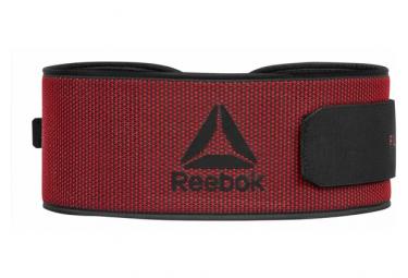 Reebok Flexweave Power Lifting Belt Belt Rojo M