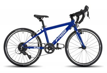 Frog Bikes Road 58 20'' Children's Road Bike Blue 2021