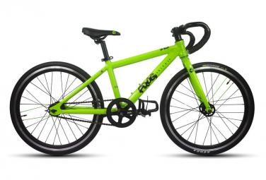 Frog Bikes Track 58 Bicicleta De Pista Infantil 20   Verde 2021 6 7 Anos