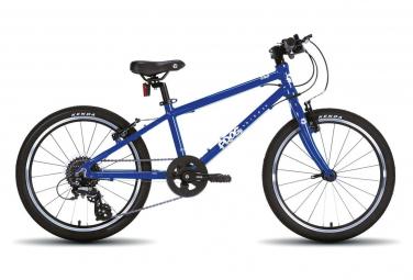 Vélo Enfant Frog Bikes 55 20'' Bleu Électrique 6 - 7 ans