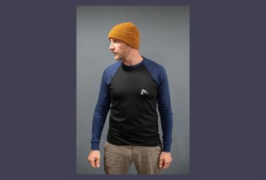 Image of Le maillot en bois bleu m