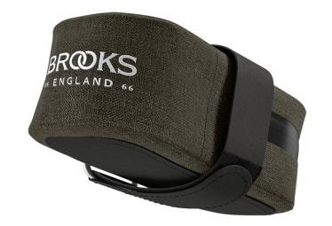 Sacoche de Selle Brooks Scape 0.7L Marron Kaki Mud