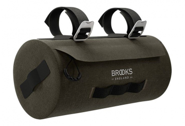 Brooks Scape Handlebar Pouch 3L Mud Brown