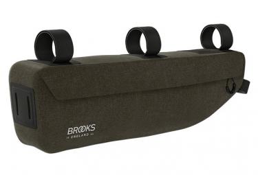 Brooks Scape Frame Bag 3L Mud Brown