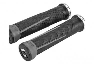 ODI Paire de Grips AG-1 Lock-On Noir