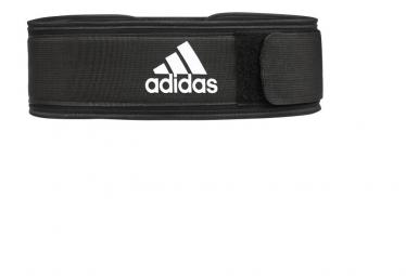 Adidas essential weightlifting belt negro l