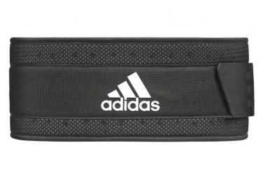 Adidas performance weightlifting belt negro l