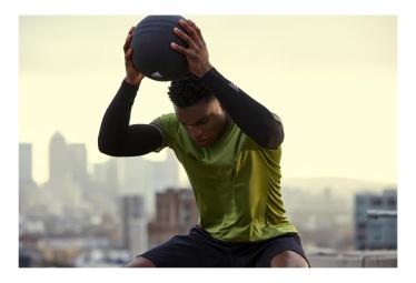 Manchettes Adidas Compression Arm Sleeves Noir