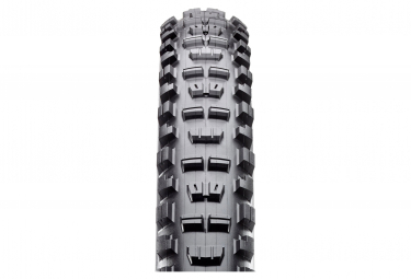 Pneu VTT Maxxis Minion DHR II 29'' Tubeless Ready Souple Wide Trail (WT) Exo Protection Dual Compound Flancs Beiges Skinwall