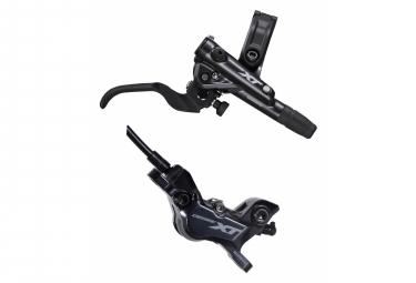 Hinterradbremse Shimano XT M8120 4 Kolben Metall J-Kit (ohne Scheibe) 170 cm I-Spec EV Schwarz