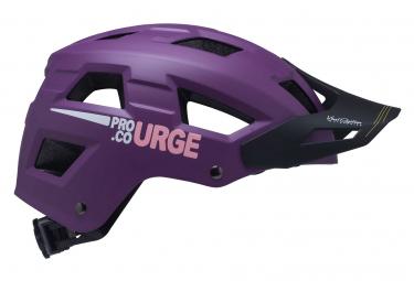Casco URGE Venturo MTB Violeta