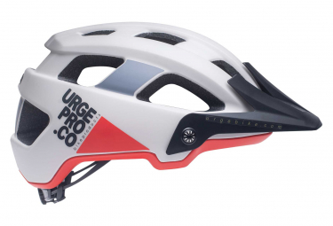 All Mountain Urge Alltrail Helmet White