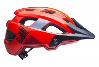 All Mountain Urge Alltrail Helmet Red
