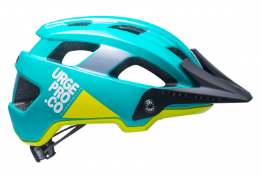 All Mountain Urge Alltrail Helmet Green