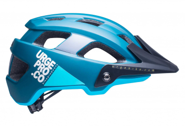 All Mountain Urge Alltrail Helm Blau