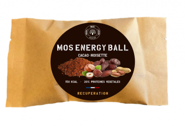 Image of Mos energyball cacao noisette
