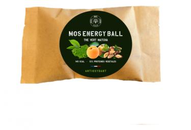 Image of Mos energyball the vert matcha