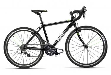 Bicicleta De Carretera Infantil Frog Bikes Road 70 26   Negro 11 14 Anos