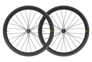 Juego de ruedas Mavic Cosmic Elite UST Disc 700 | 12x100 - 12x142mm | Centerlock 2021