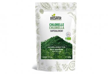 Image of Chlorelle en poudre bio 100g