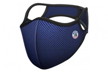 Masque Anti-Pollution Réutilisable Frogmask Bleu