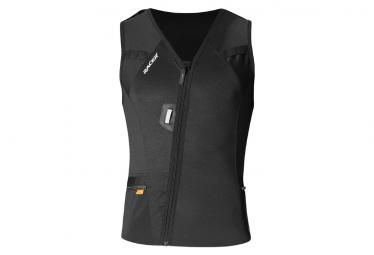 Racer Gloves Pro Top 3 Sleeveless Protective Vest Black