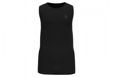 Camiseta Sin Mangas Odlo Active F Dry Light Eco Negra Xl