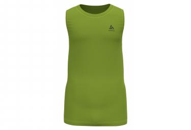 Odlo Active F Dry Light Eco Camiseta Sin Mangas Verde Xxl