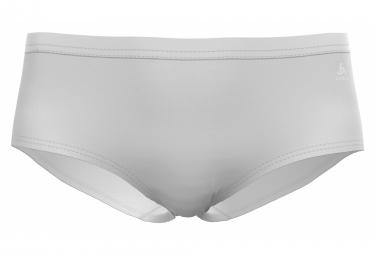 Boxer Odlo Active F-Dry Light Eco Blanc Femme