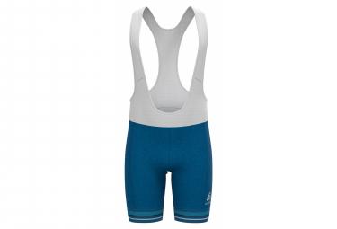 Short Odlo Zeroweight Azul Blanco Xxl
