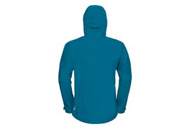 Veste imperméable Odlo Aegis 2.5L Bleu