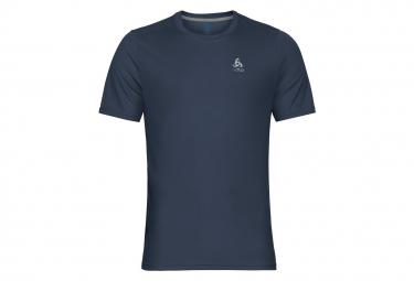 Camiseta Odlo F Dry Azul Oscuro Xl