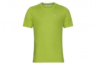 Camiseta Odlo F Dry Verde Xl