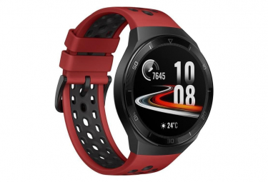 Image of Huawei watch gt 2e rouge