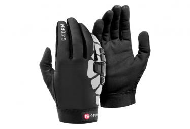 Gants température froide G-Form Bolle Noir/blanc